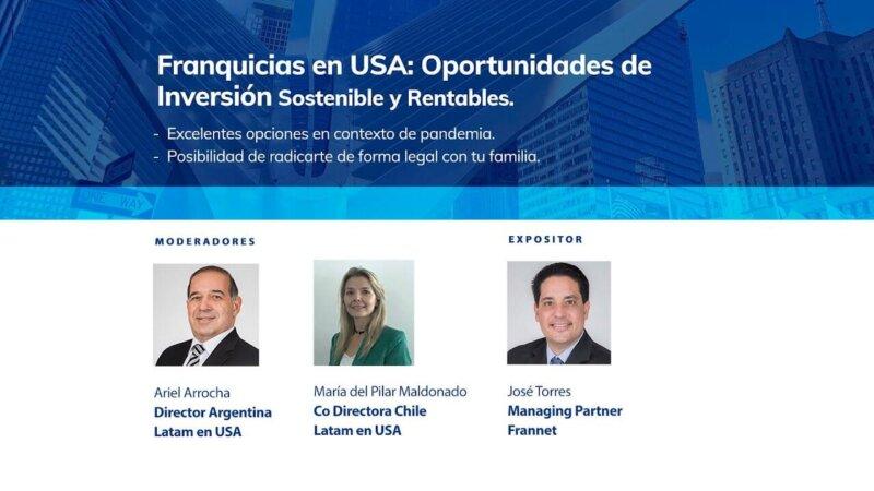 Franquicias: Oportunidades de inversión sostenibles y rentables